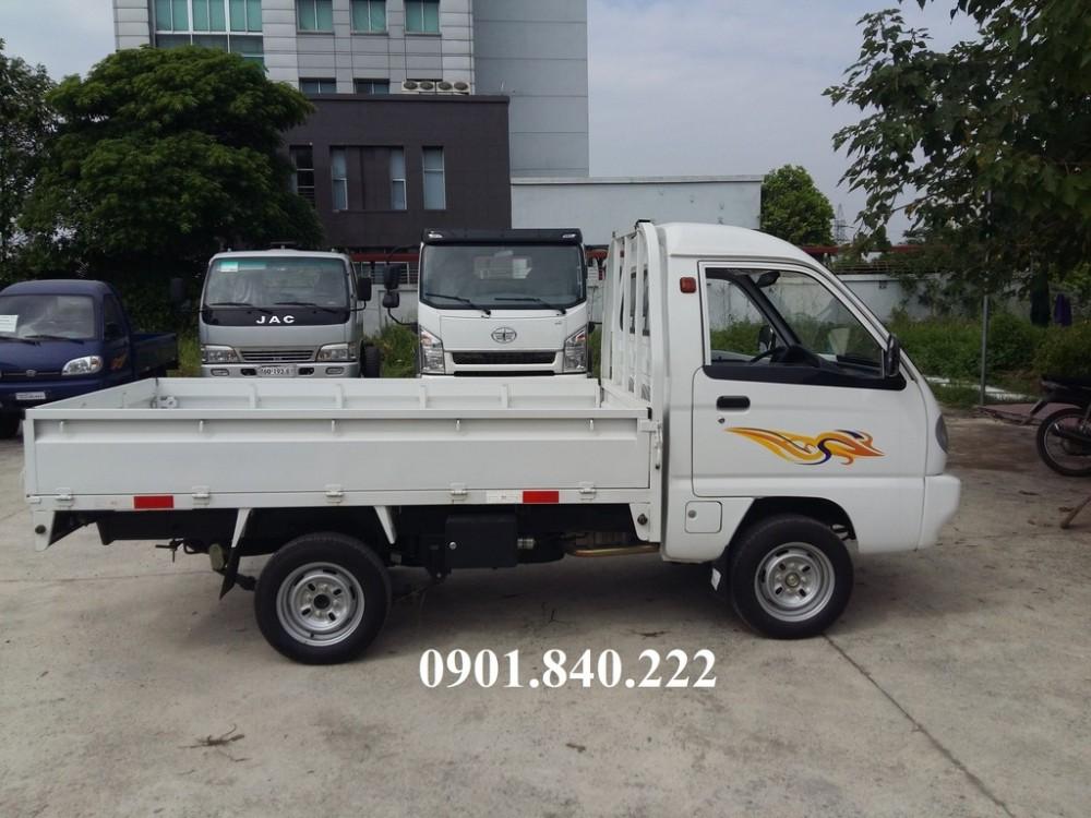 Chuyen ban xe tai nho chay trong thanh pho xe Changan 650kg 740kg 850kg 870kg moi 100