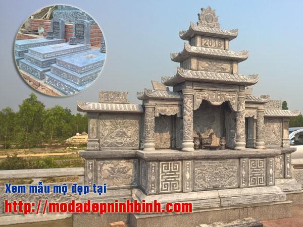 Su noi bat cua mo da Ninh Binh