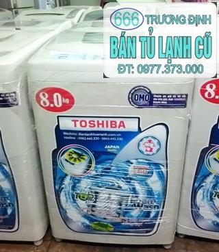 cung cap tu lanh may giat cu cac loai tai 666 Truong Dinh 0974557043