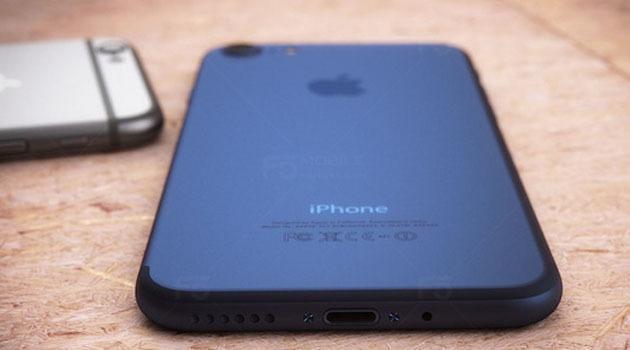 iPhone 7 mang mau sac moi voi phien ban Dark Blue