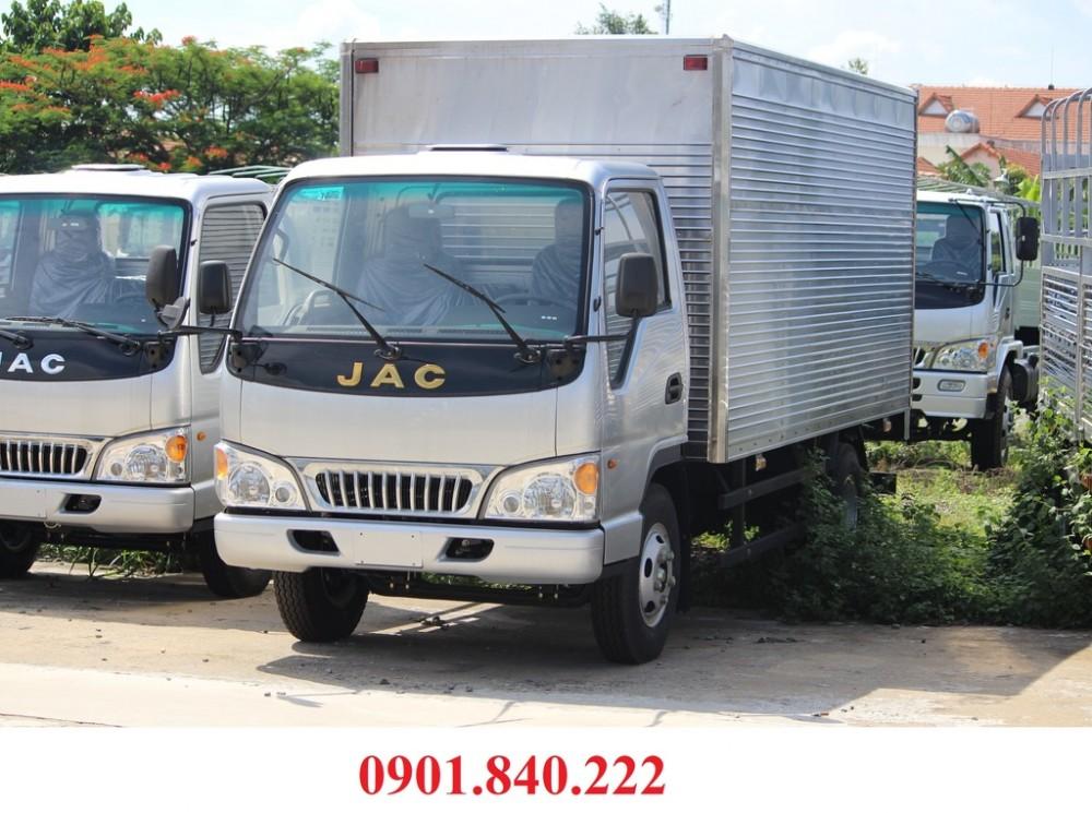 Bao gia xe tai Jac 25 tan tot nhat mien Nam TPHCM Binh Duong