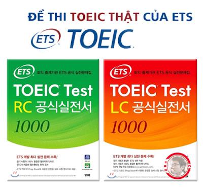 Share link tai nhung bo sach luyen thi Toeic hay nhat