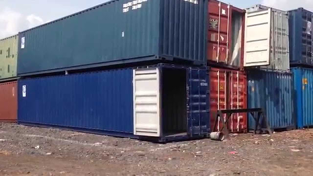 Thue Container Lam Kho