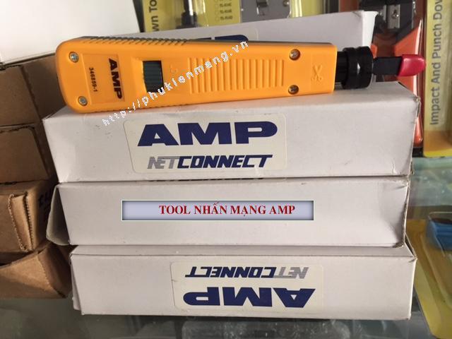 Tool nhan mang AMP Made in USA tool mang amp too amp tool dintek tool krone tool mang cac hang