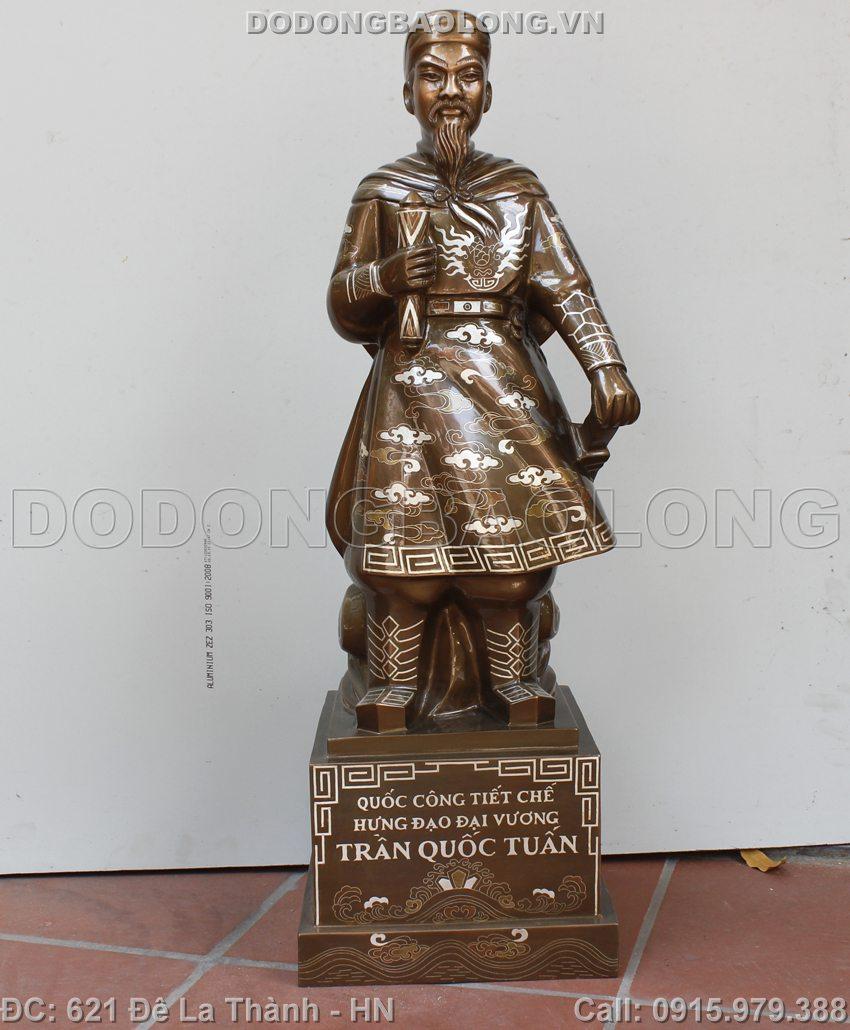 Tuong Tran Hung Dao Bang Dong Cao 70