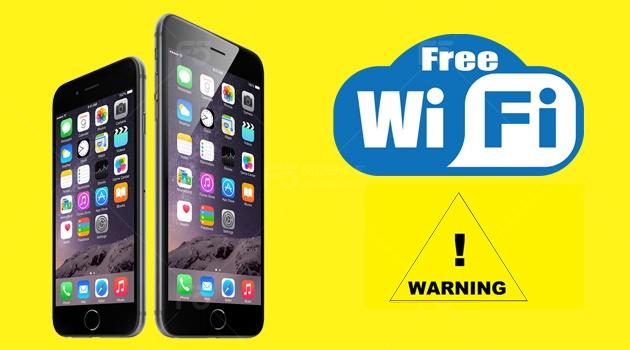 Apple bo sung tinh nang Canh bao an ninh trong menu wifi tren iOS 10