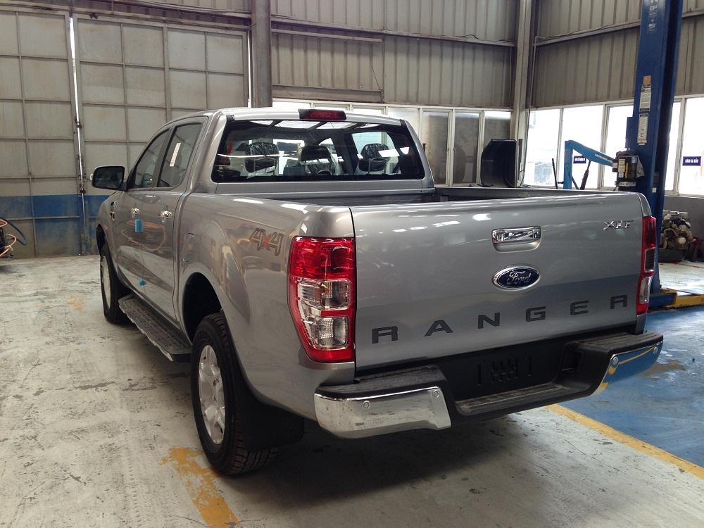 Ban xe ban tai Ford Ranger XLT 22L 4x4 MT gia tot