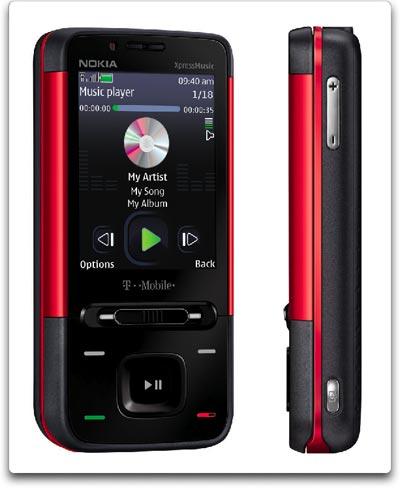 Cac Dong DIen Thoai Co Nokia Xpressmusic Dep Nhat Cua Nokia