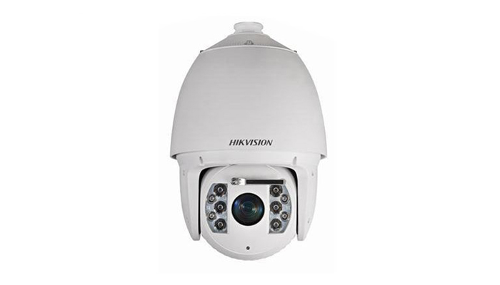 Dong camera IP cao cap Speed Dome Hikvision