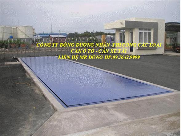 Dong Duong san xuat can o to can xe tai cac loai
