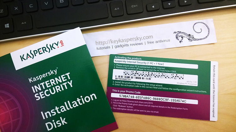 Gia re ban key Kaspersky 2016