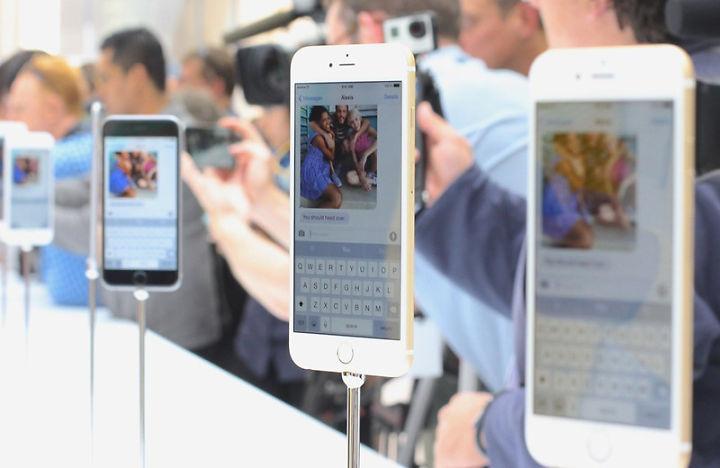 Iphone 6 rat dang yeu va cung dang ghet