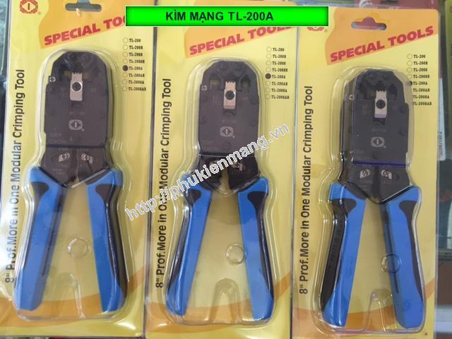 Kim Mang Talon 200A Bam RJ11 RJ 12 RJ45 kim bam da nang talon si le tai annam