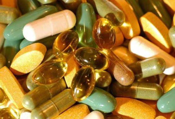 Lam dep cho da bang cac vien vitamin