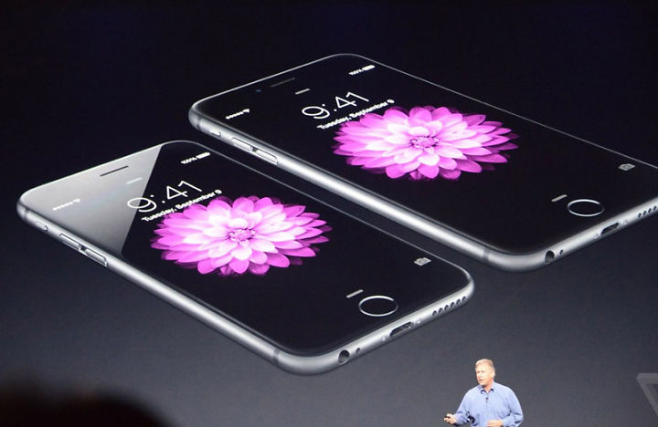 Nhan biet ve iphone 6 da co duoc cai tien len iphone 6s plus