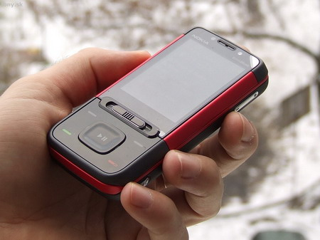 Nokia 5610 Xpressmusic Kieu Dang Nap Truot Sang Trong Cua Nokia