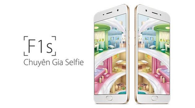 Oppo F1s sieu pham chuyen selfie da trinh lang ngay 38