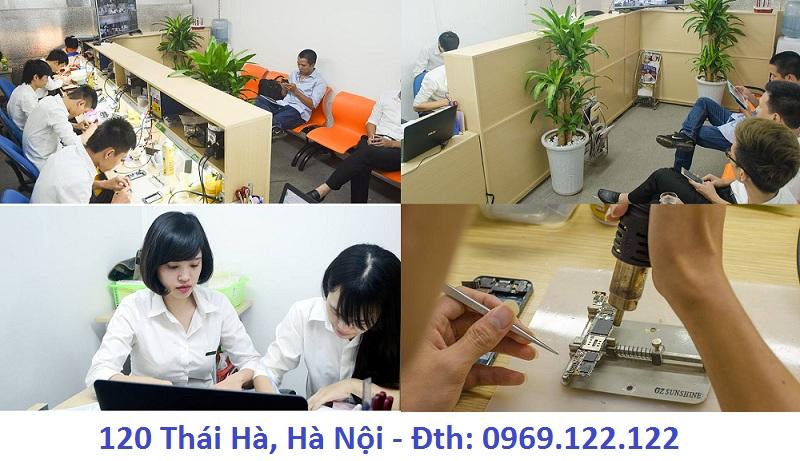 Thay pin iPhone 4 nhanh chong chinh xac gia uu dai nhieu uu dai tai Ha Noi TPHCM