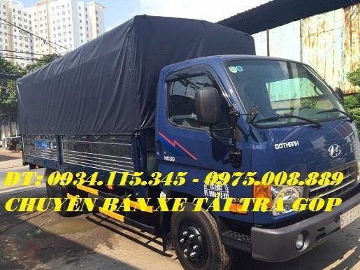 Xe tai hyunhdai HD99 Mighty 65 Tan Ban xe tai hyunhdai hd99 7 tan