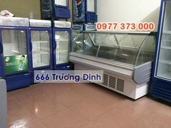 thanh ly tu bao on 300 lit sanaky gia re tai 666 Truong Dinh 0974557043