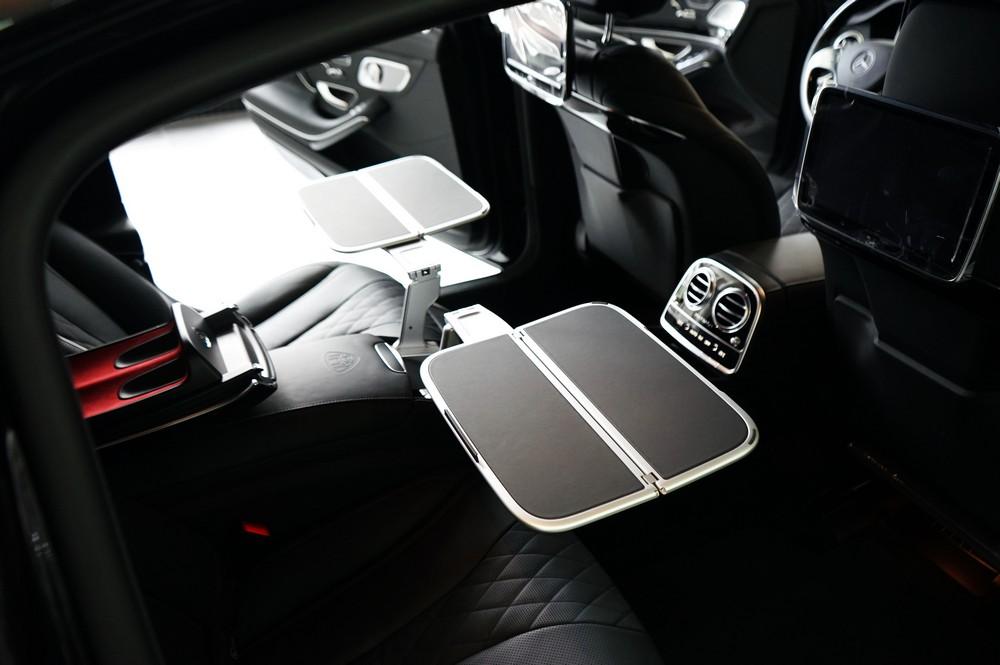 Ban xe Mercedes S600 MayBach sieu xe MercedesBenz