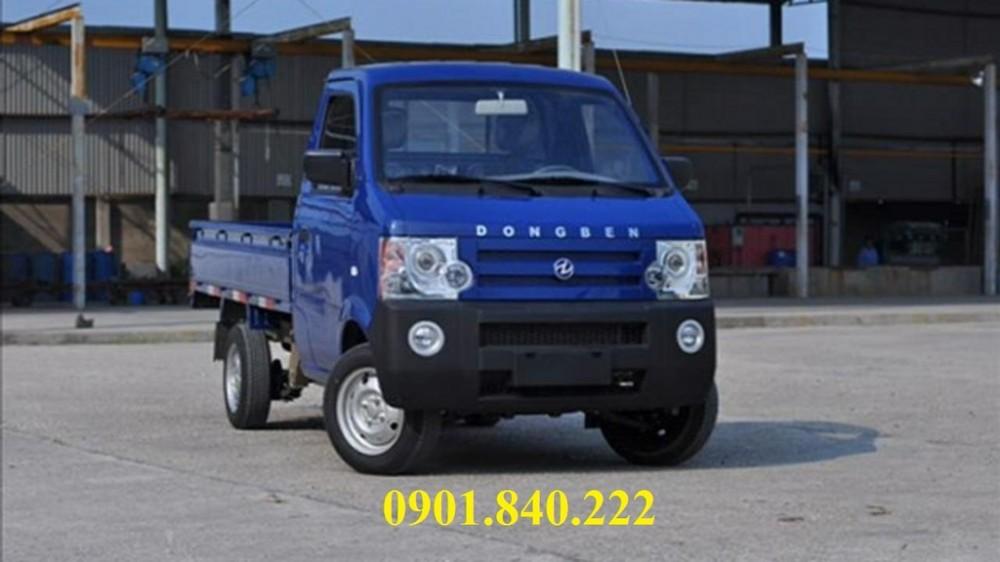 Ban xe tai Dongben 770kg 810kg 870kg gia tot o TPHCM Binh Duong Dong Nai