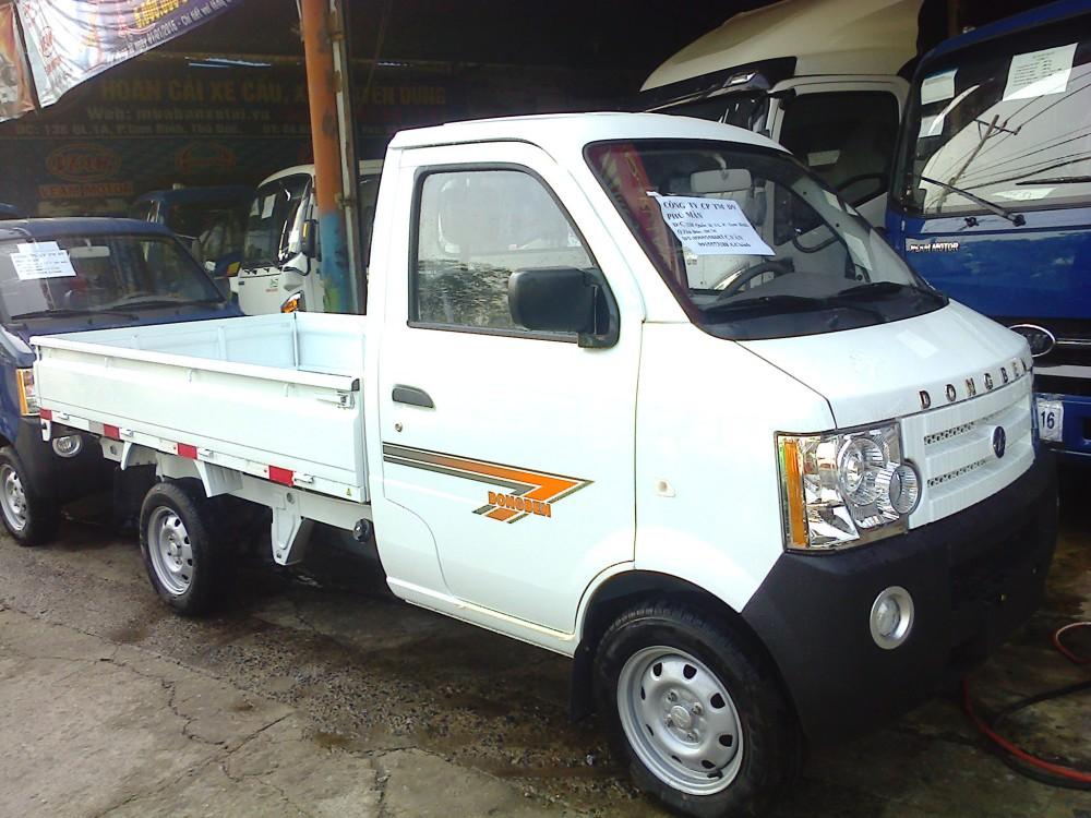 Ban xe tai nhe Dongben Veam Star SYM giai Phong thay the xe ba gac xe thi diem Mua lai xe ba gac