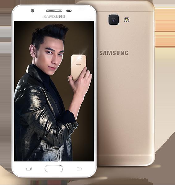 Dien thoai Samsung Galaxy J7 Prime chinh hang