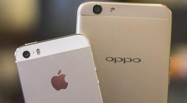 Neu cai ten iPhone 5s la model duoc ua chuong suot nhieu nam nay trong phan khuc tam trung thi Op