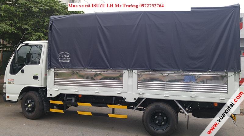 Đại lý bán xe tải Isuzu 2.2 tấn giá rẻ nhất
