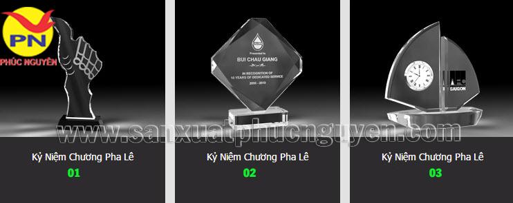 Co so san xuat cup phale qua tang ky niem chuong phale qua de ban phale