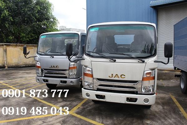 Cong ty ban xe tai Jac 49 tan 5 tan Mua xe tai Jac 4T9 5T tra gop Xe tai Jac 49 tan5 tan