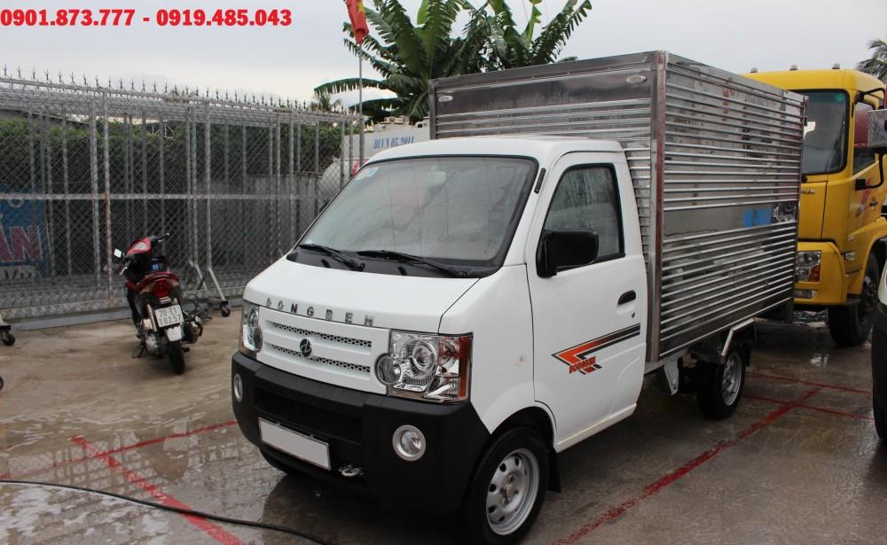 Can mua xe tai nhe Dongben 770kg 810kg 870kg tra truoc bao nhieu Mua xe tai nho Dongben tahy