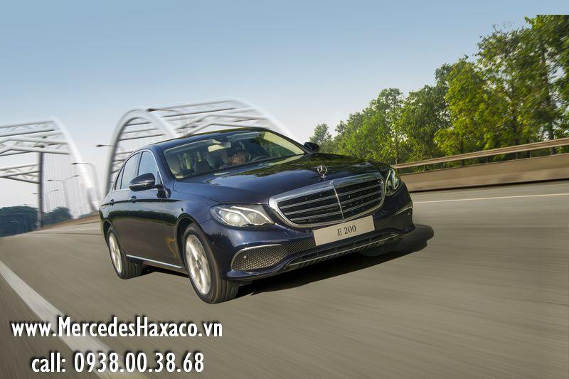 Mercedes E200 2017 gia tot Uu dai cao