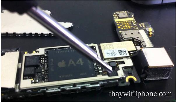 Goi dich vu thay wifi iPhone 5C gia re chat luong duoc bao tri 04 thang tai Ha Noi