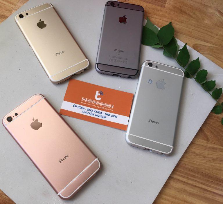 Thay vo iPhone 6 gia tri nhat khu vuc Ha Noi Quan 2 voi chi phi re sua loi nhan ngay sau 55 phut