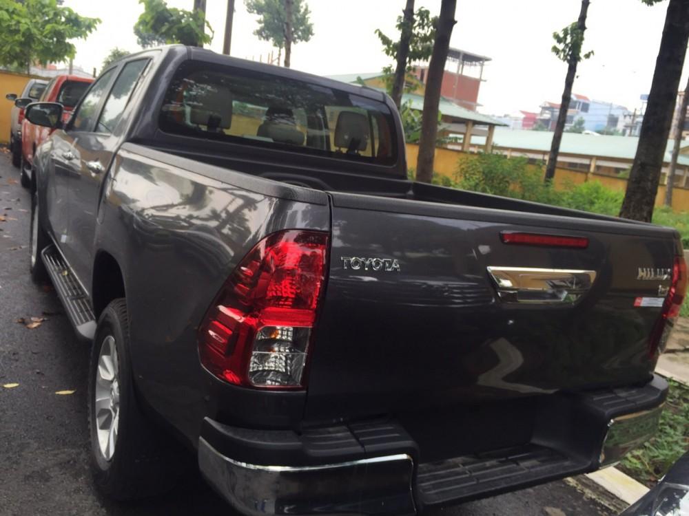 Toyota Hilux mau dau 30G 4x4 AT Uu dai cao
