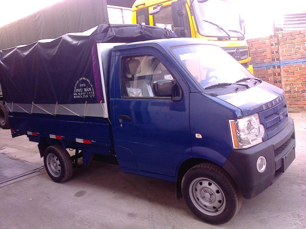 Ban xe tai nho Dongben 870 kg Xe tai nho duoi 1 tan la xe Dongben 870kg