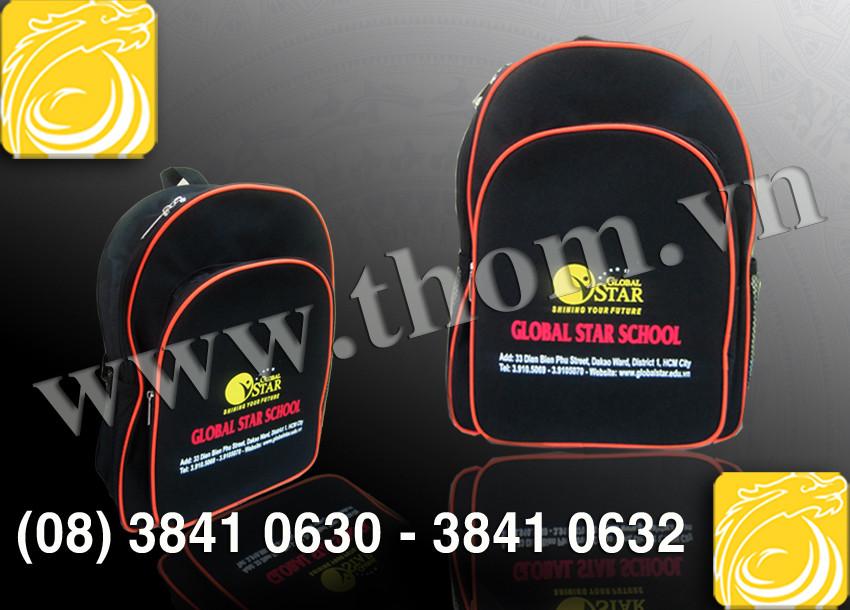 Co so san xuat balo du lich balo in logo quang cao doanh nghiep gia re 0909411639