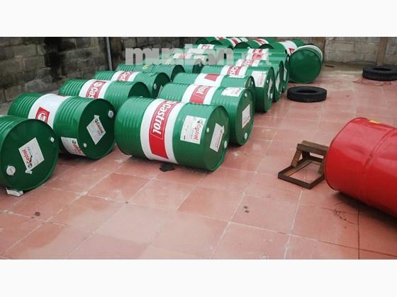 Dai ly mua ban va phan phoi dau nhot Castrol Shell BP Saigon Petro quan 12 Binh chanh binh tan