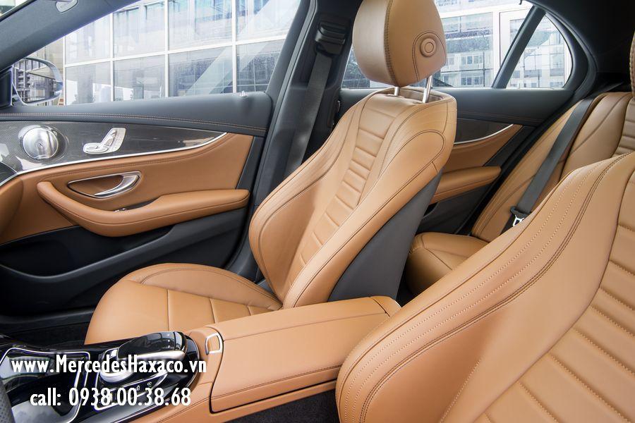 Gia ban Mercedes E300 2017 nhieu uu dai