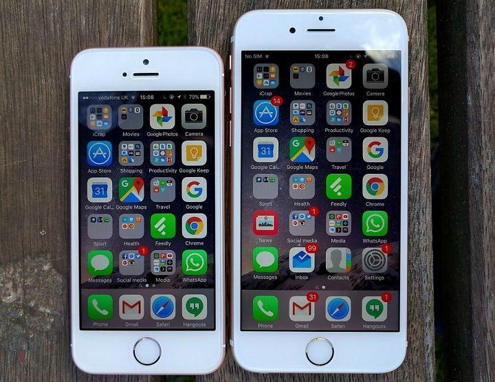 Giai cuu nhanh chong luc Iphone 6 loan chuc nang cam ung