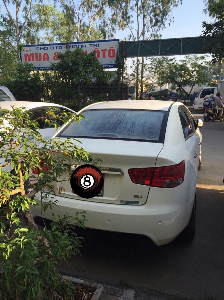 KIA FORTE SLI 2009AT xe nhap khau Han Quoc