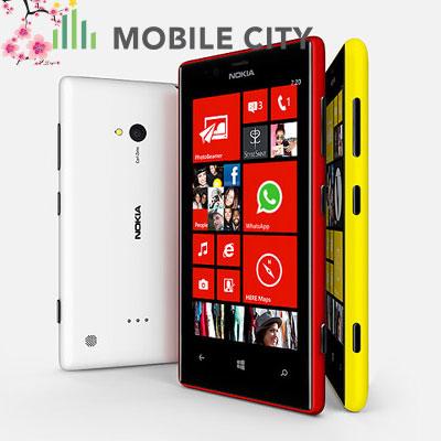 Thu vi cung quy trinh thay man hinh Lumia 720 chi 48 phut va so tien re o quan Hai Ba Trung
