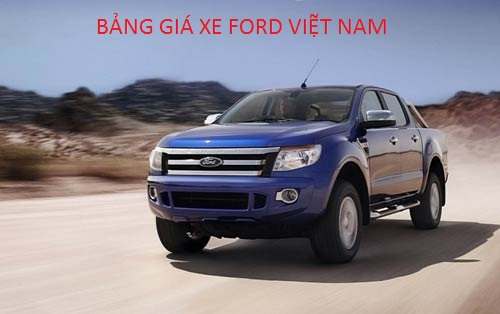 Xe ford Ranger XL 4x4 MT 2016 gia uu dai nhat hien nay
