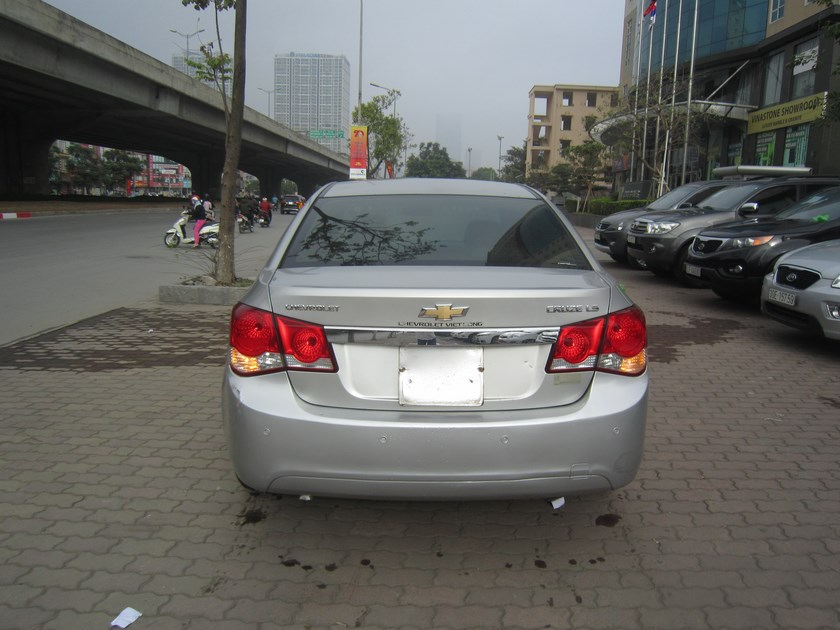 Ban Chevrolet Cruze LS 2013 435 trieu