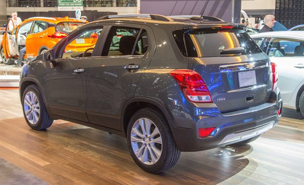 Ban Xe Chevrolet Trax 2017 tra gop gia tot gia xe Chevrolet Trax 2017