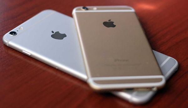 Bat ngo voi giai phap sua man hinh iPhone 6 Plus bi rung chi 44 phut va muc gia re tai quan Hai Ba T