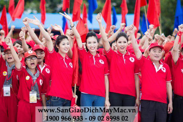Chuyen may dong phuc ao thun