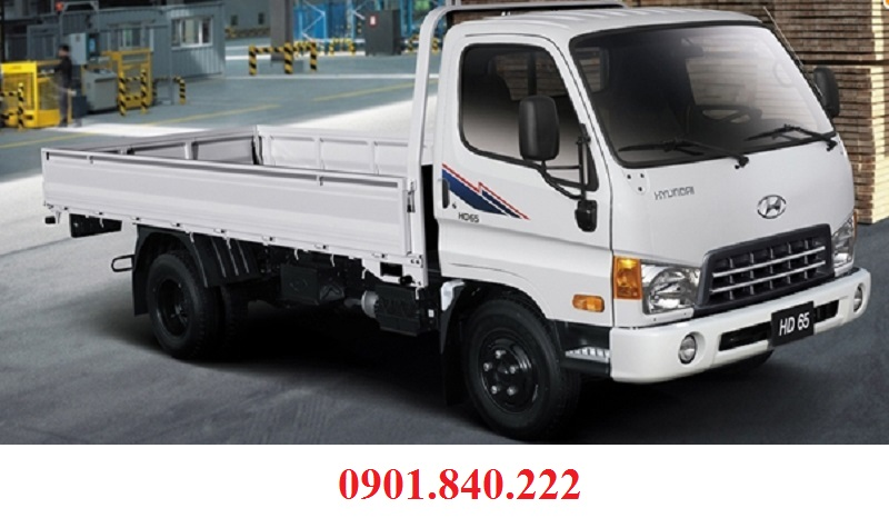 Cong ty Phu Man chuyen ban xe tai Hyundai Veam 25 tan HD65 uy tin gia tot o mien Nam